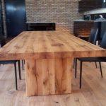 Eiche-Kernholz Tisch